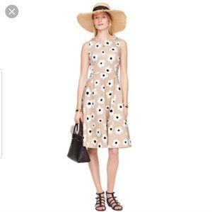 Kate Spade Faye floral dress size 6